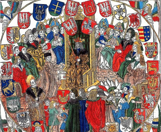 General sejm in Lublin, the last one the king Alexander Jagiellon attended. 1506.