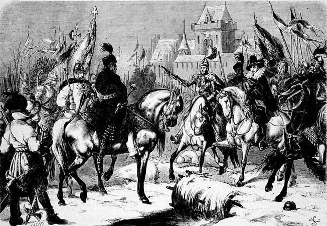 Preventing unrest. General (pacification) sejm in Warsaw, 1589.