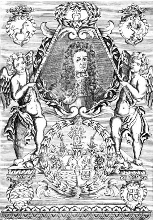 The general sejm in Warsaw: before a dangerous rokosz. 1666.